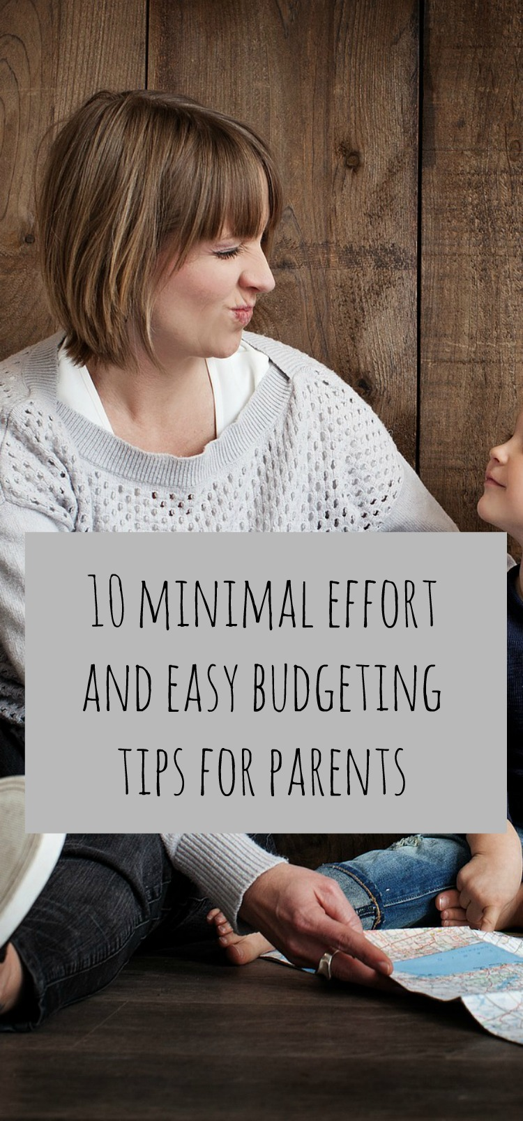 budgeting tips for parents