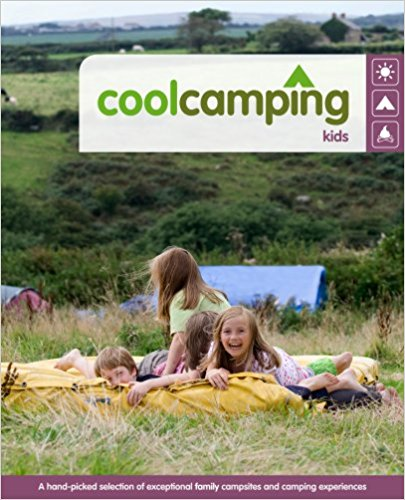 Book Review Cool Camping Kids