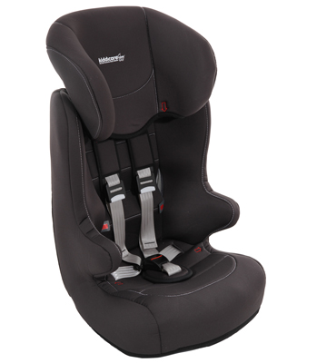 Review: Kiddicare.com Super Car Seat – Granite