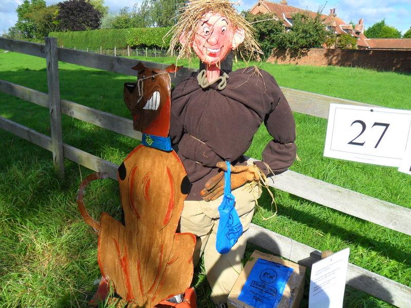 fabulous scarecrows
