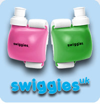 Friday Competiton: Win a pair of Swiggies !