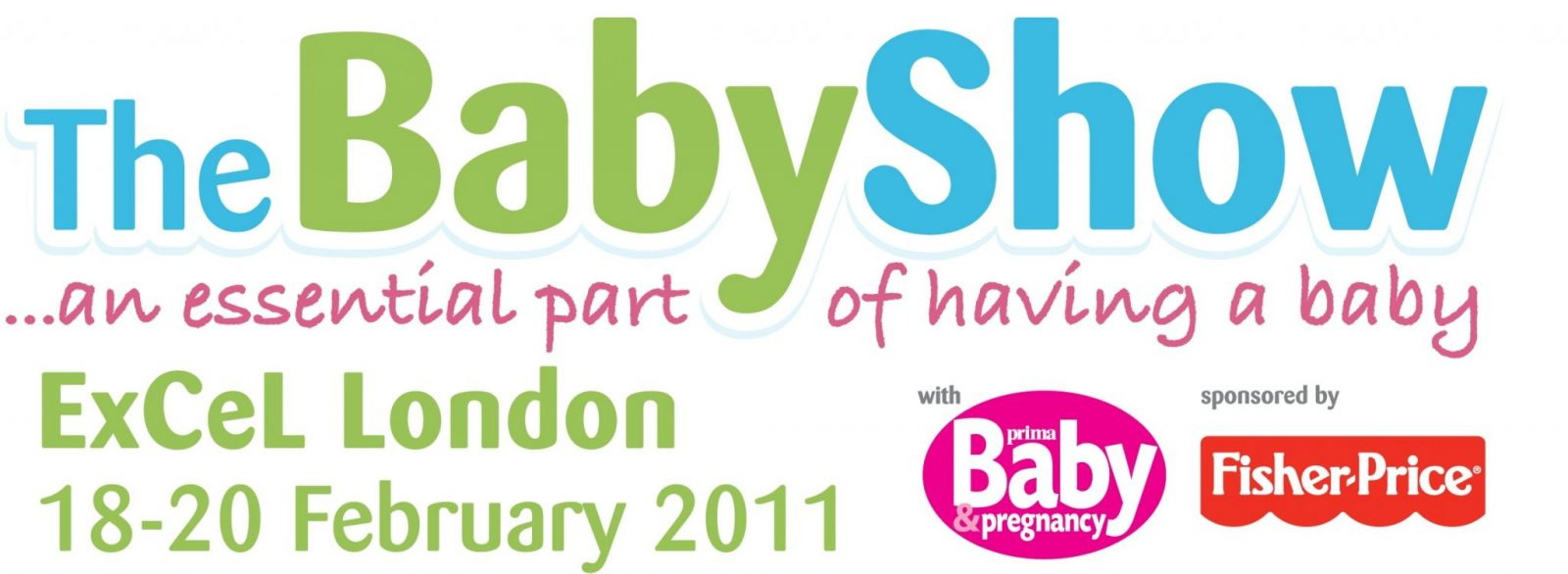 Win one of 5 pairs of tickets to the Baby Show at London's Excel