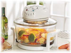 A busy mum's Halogen Oven review