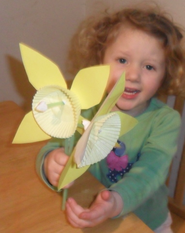 Spring poetry for little ones