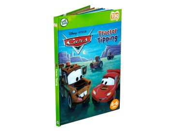 Leapfrog Tag Cars: Tractor Tipping