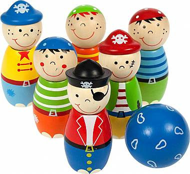 Good value wooden toys