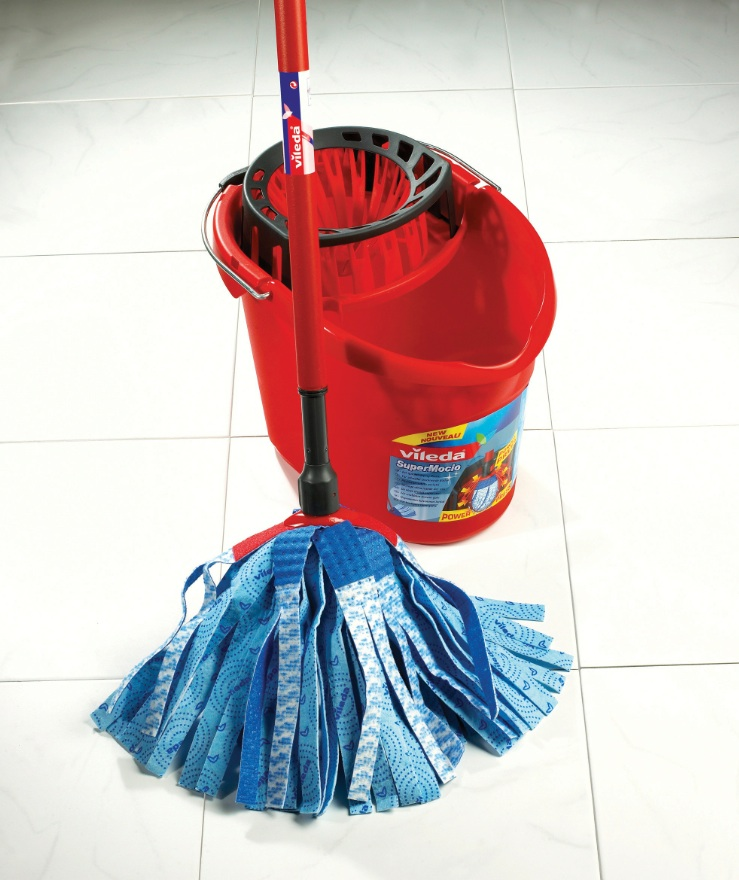 Review: Vileda mop and bucket