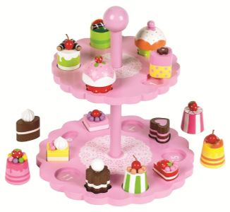 Review & Competition: High Tea Shape Matching Set