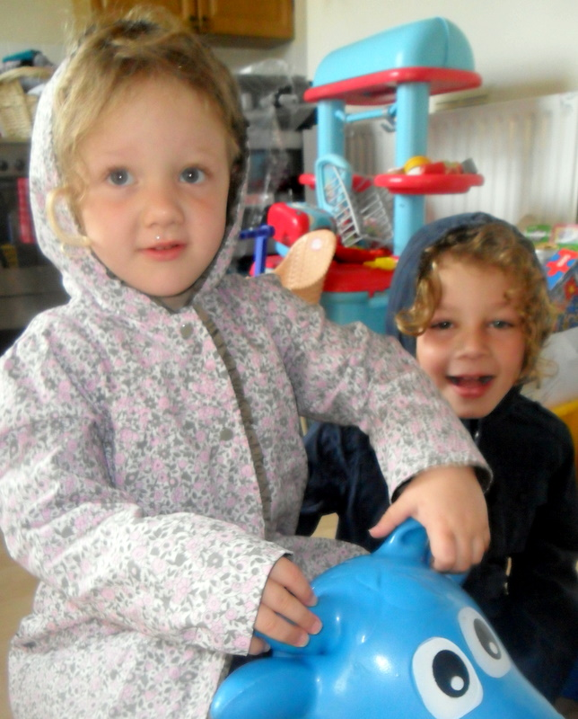Review: Some lovely children's rainwear