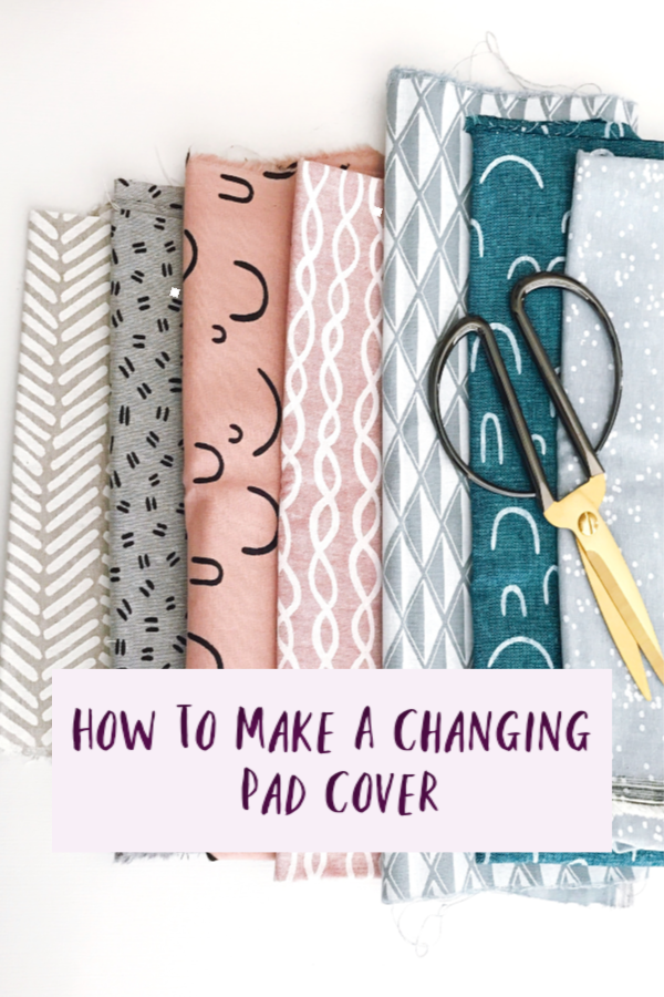 How To Make A Changing Pad Cover
