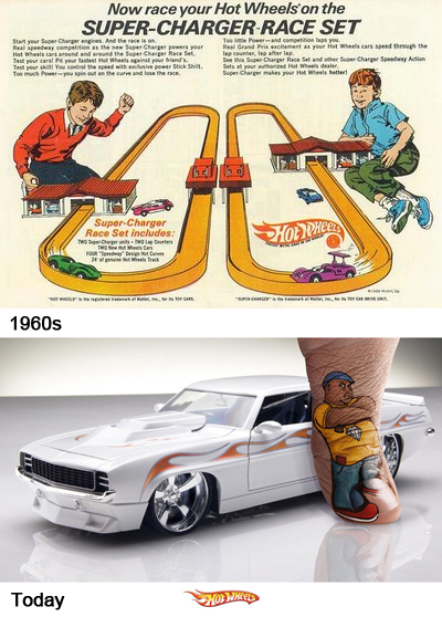 Popular Toys from the 1960s