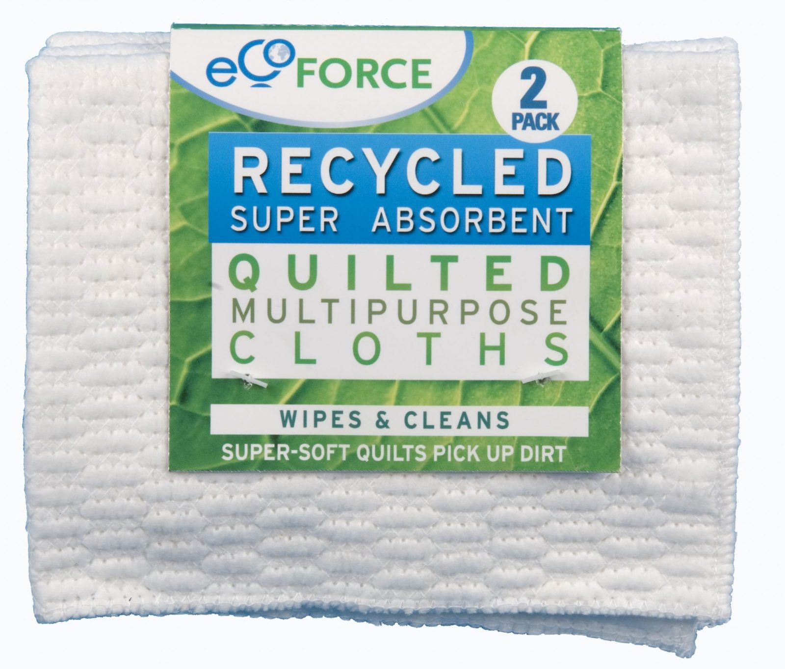 Win: 3 x a full years supply of ecoforce cleaning products each worth £50+