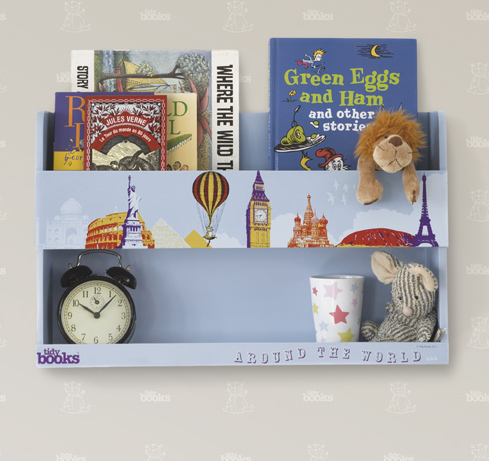 Win an 'Around the World' Bunk Bed Buddy this Christmas!