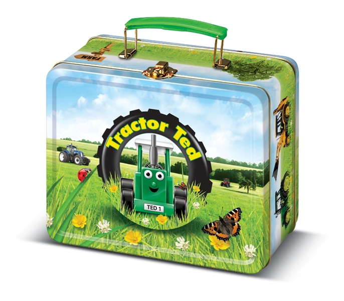 Win Tractor Ted goodies worth £40