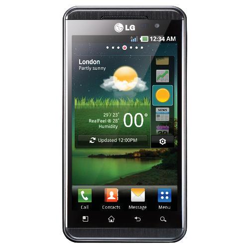 Win an LG Optimus 3D Phone in Black worth £420