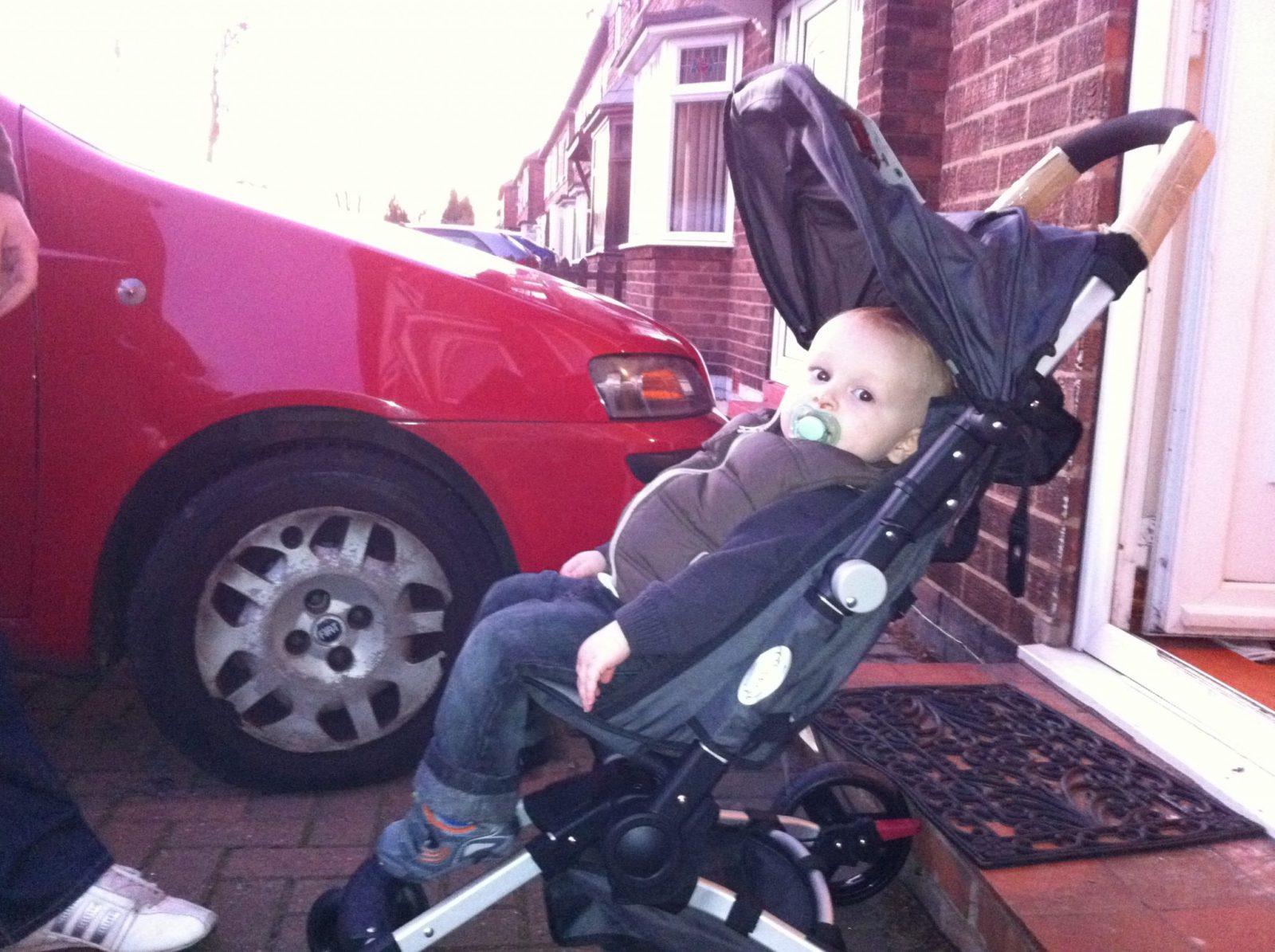 Review: Quicksmart Easy Fold Stroller