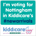 Vote for Kiddicare, Nottingham and win a £30 voucher at Baby Budgeting