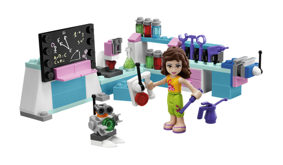 What do you think of Lego for girls?