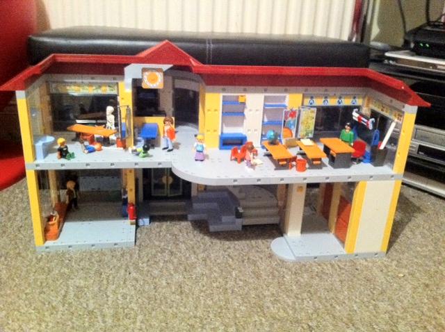 Playmobil School Review