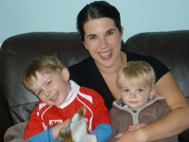 Profile of a budgeting mum: Claire Meredith
