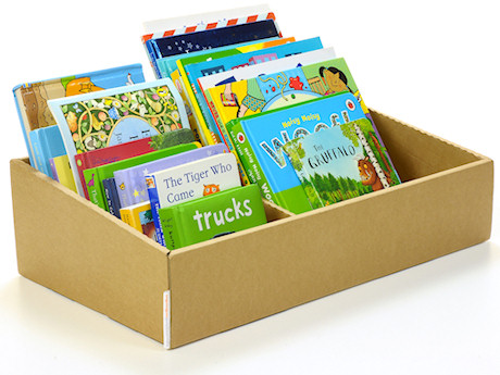 Win a fabulous baby / toddler bookcase