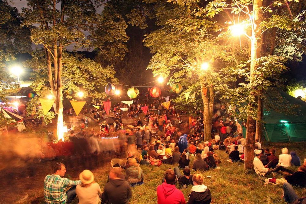 Win family weekend camping tickets to The Wilderness Festival