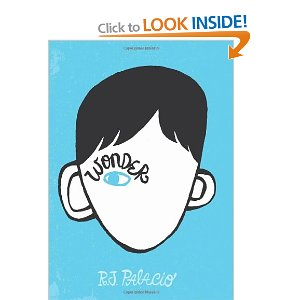 Book Review of Wonder by R. J. Palacio