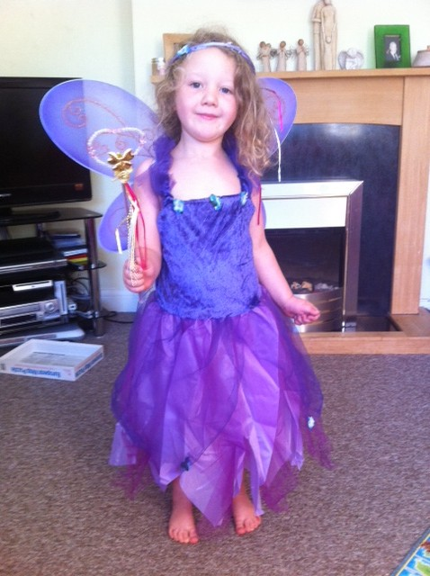 Review: Plum Pixie Fancy Dress