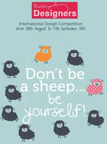 Vertbaudet's Budding Designer International Competition: FAB prizes!