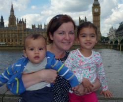 Profile of a budgeting mum: Nicola Semple (Life after maternity leave)