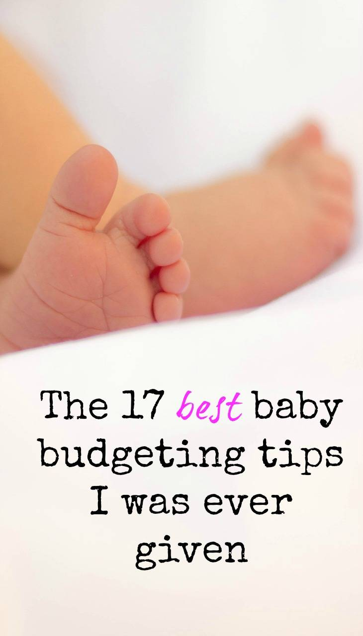 The Best Baby Budgeting Tips