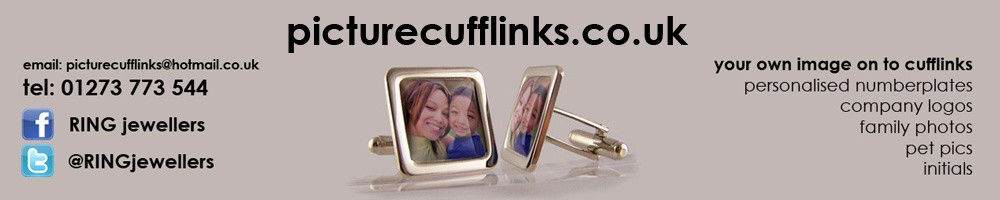 Would you like to win a pair of cufflinks that you have designed yourself?