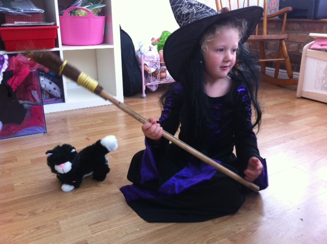 Review: Halloween Witch Fancy Dress