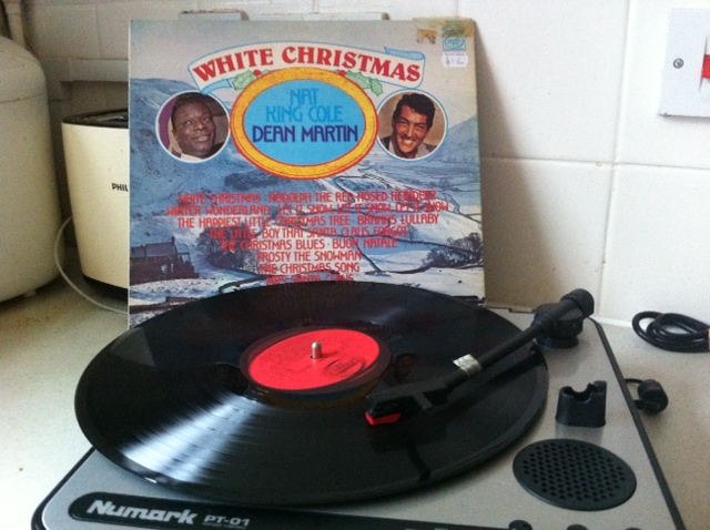 A Classic Christmas Record – Charity Shop Christmas