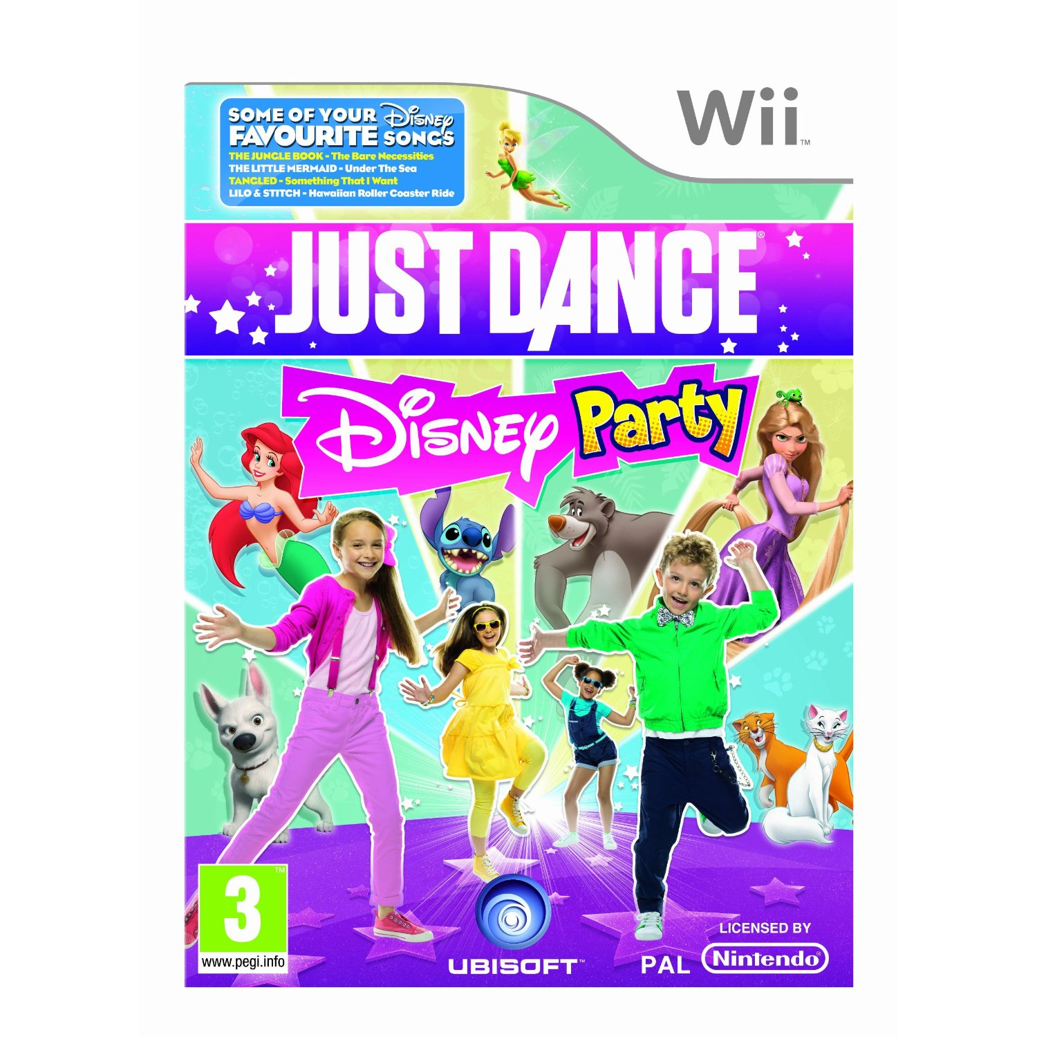Review: Just Dance Disney on Nintendo Wii