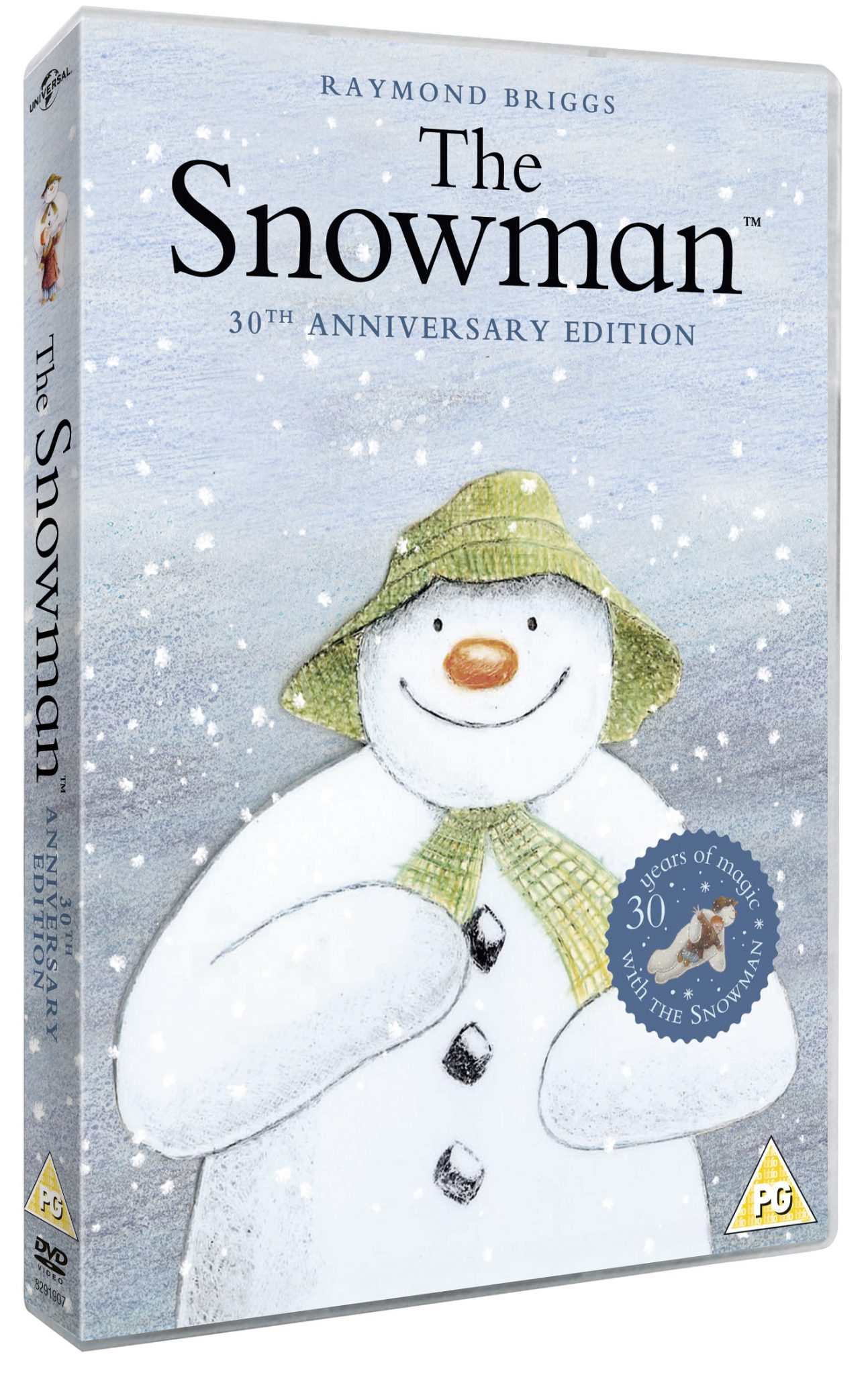 The Snowman 30th anniversry edition.