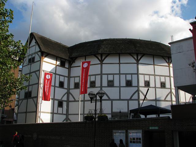 Visiting Shakespeare's Globe Theatre