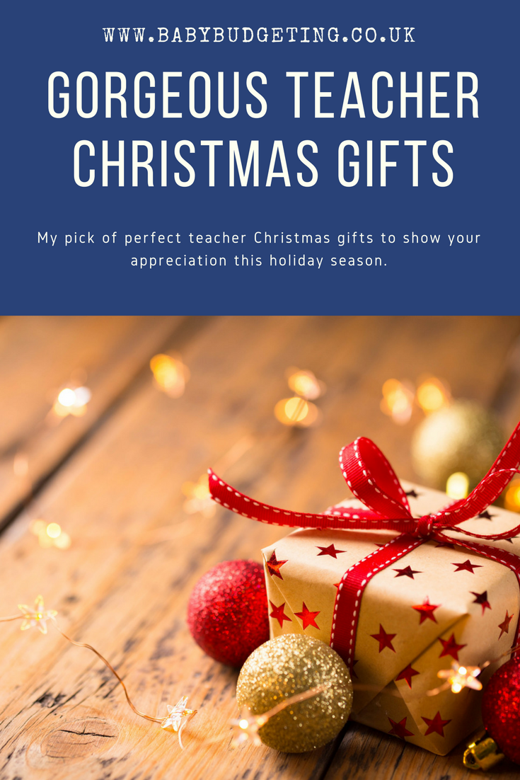 Gift Ideas for Teachers.
