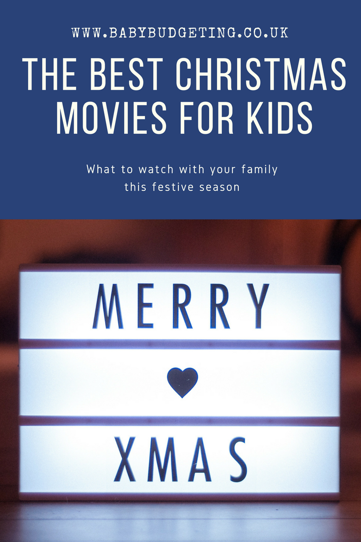The best Christmas movies for kids – What to watch with your family this festive season