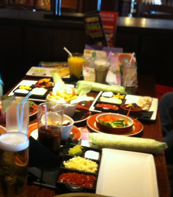 Chiquito Restaurant Review