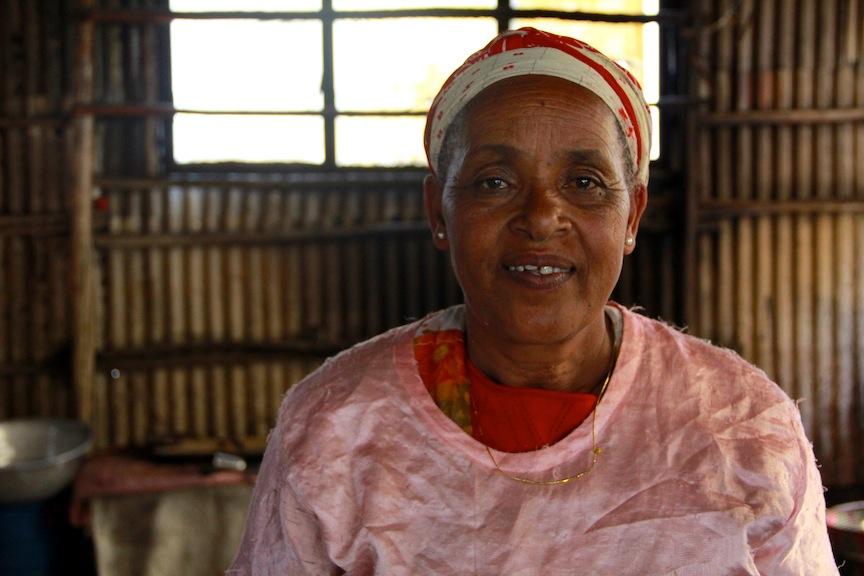 My interview with Kuri Negenasa, an incredible Ethopian mum