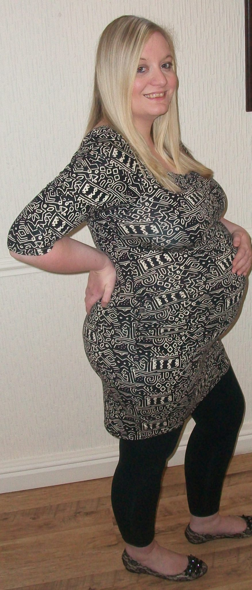 Profile of a Budgeting Mum to Be: Hayley from Sparkles and Stretchmarks