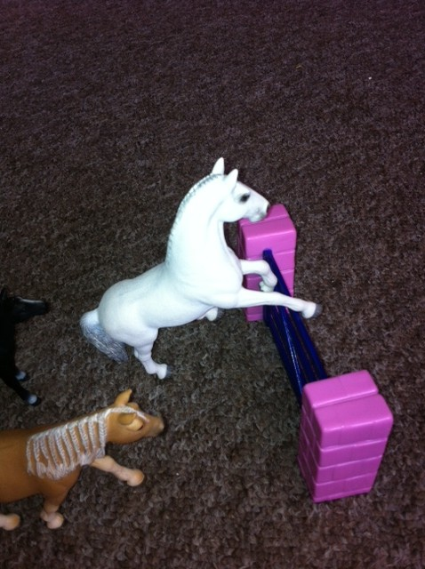 Schleich Braided Horses Review