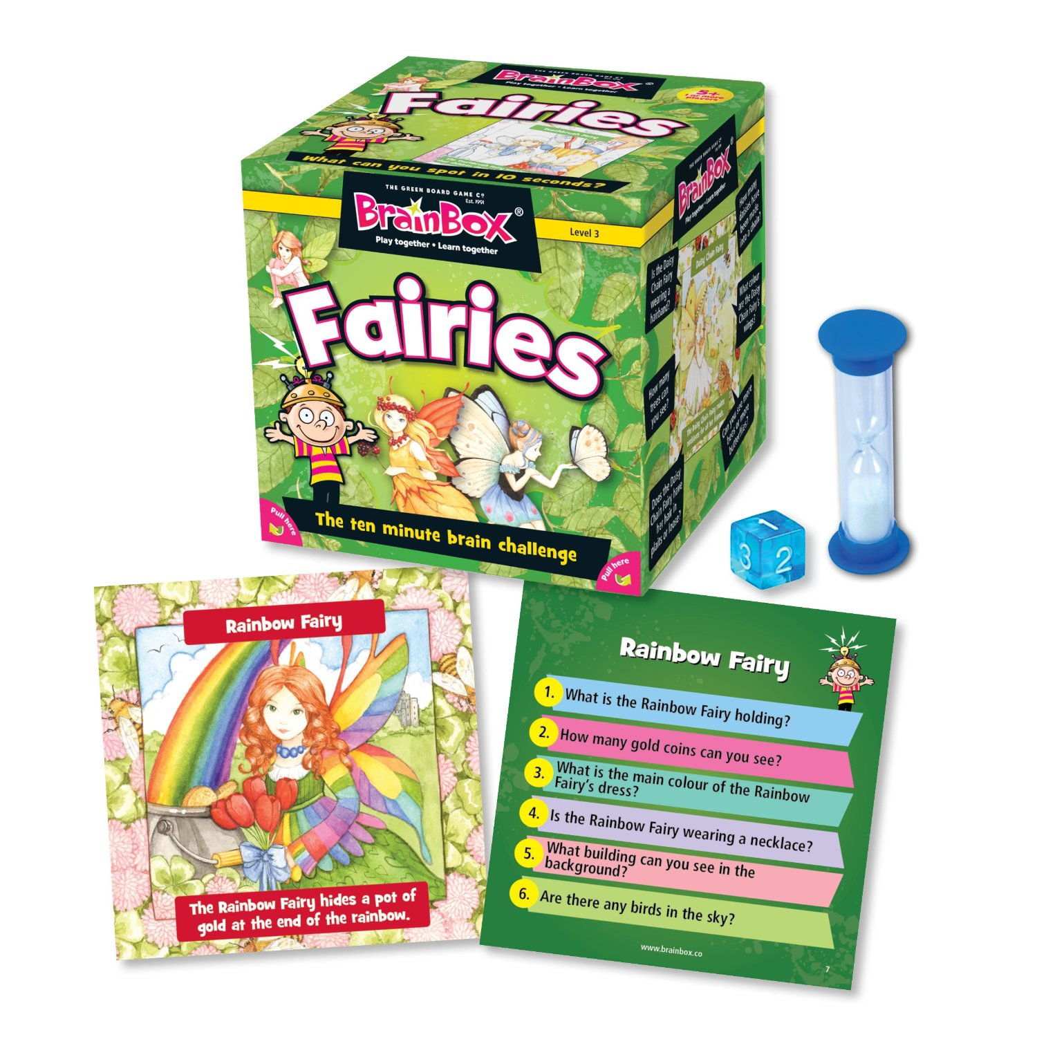 BrainBox Fairies Review