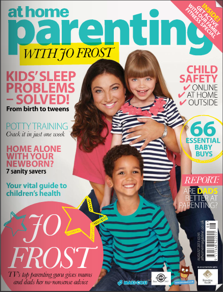 Jo Frost's At Home Parenting Magazine