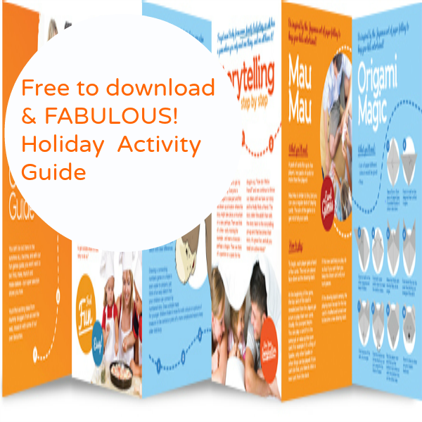 Download your free Holiday Games Guide featuring Baby Budgeting