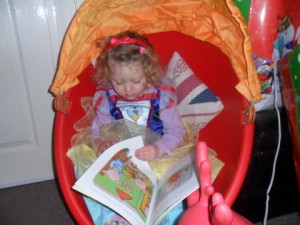 Change the Story: Children NEED to be Able to Read