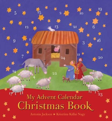 No Chocolate Advent Calendar Books