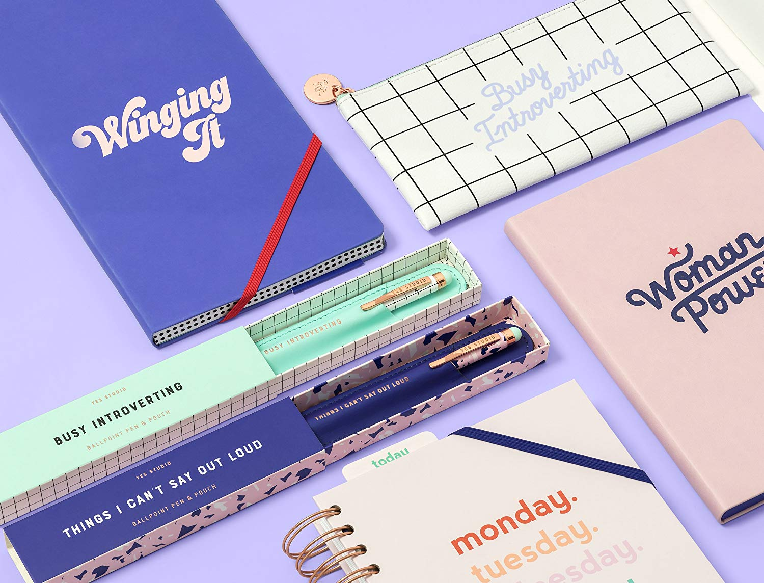 A stationery gift guide for teens