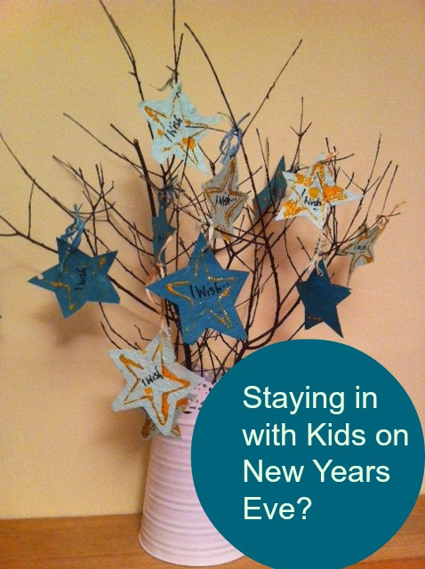 Staying in with Kids on New Years Eve?